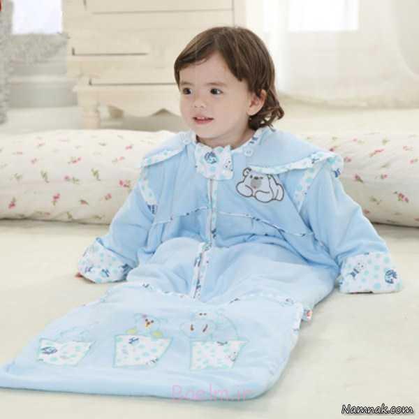 کیسه خواب کودک ، مدل کیسه خواب ، مدل کیسه خواب کودک