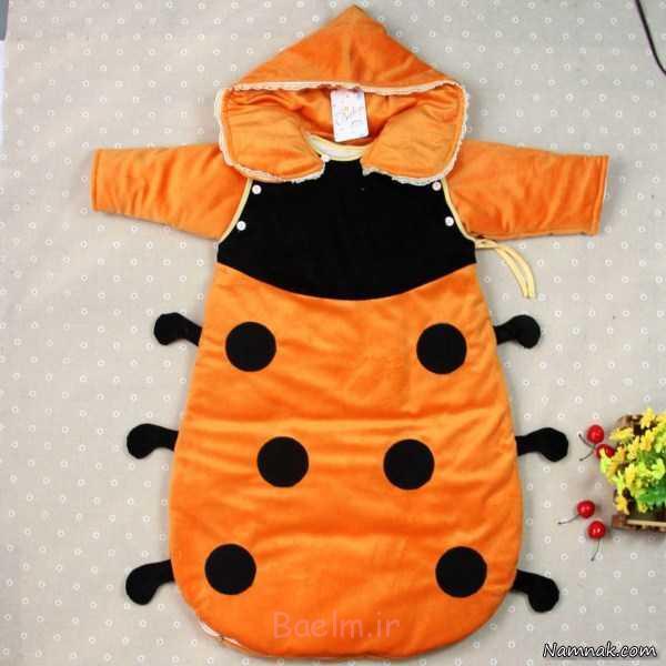 کیسه خواب نوزادی ، مدل دورپیچ نوزاد ، جدیدترین دورپیچ نوزاد