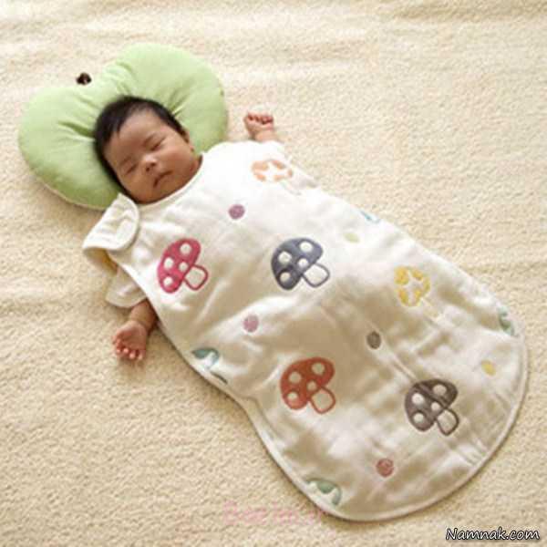 کیسه خواب نوزادی ، کیسه خواب بچه ، کیسه خواب نوجوان