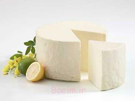 تهیه ماسک با آب پنیر