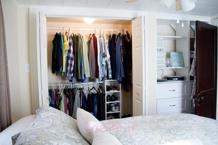 عکس کمد دیواری اتاق خواب,تصاویر کمد دیواری اتاق خواب,کمد دیواری اتاق خواب