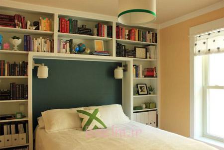 کمد دیواری اتاق خواب,کمد دیواری اتاق خواب,انواع کمد دیواری اتاق خواب
