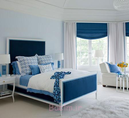 دیزاین اتاق خواب,دیزاین اتاق خواب خانه ایرانی,بهترین دیزاین اتاق خواب