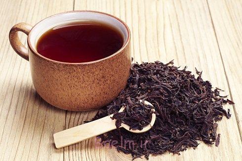 5.چای سیاه