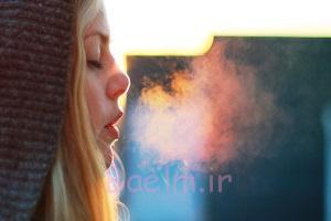 نفس هایی که می کشید را خوشبو کنید