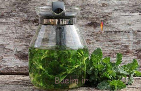 2. چای سنبل الطیب