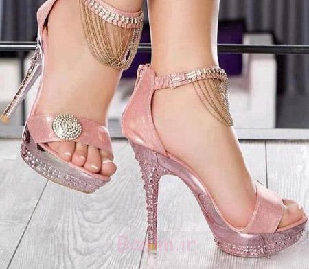 کفش مجلسی زنانه شیک, کفش مجلسی زنانه,شیک ترین مدل کفش مجلسی زنانه