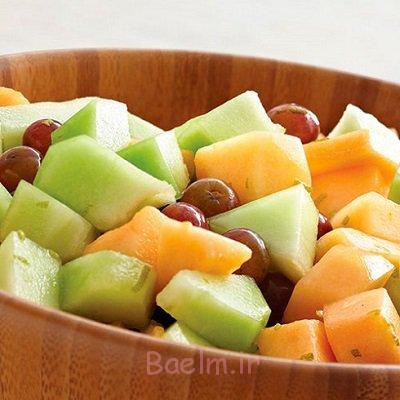 توصیه های تغذیه ایی برای مصرف میوه