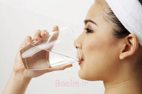 6. دچار کمبود آب هستید