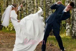 زشت ترین شوخی هایی که نباید با همسرتان انجام دهید!!