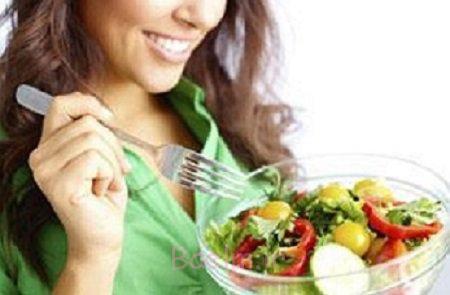 2. سبزی و میوه بخورید