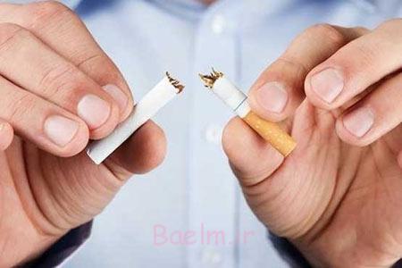 علائم بیماری های چشم, پیشگیری از بیماری های چشم,ترک سیگار