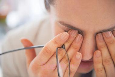 جلوگیری از بیماری های چشم, پیشگیری از بیماری های چشم, مشکلات چشمی