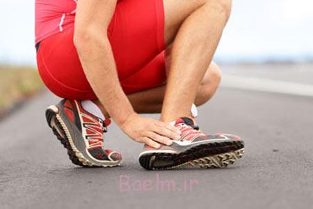 دویدن,علت افزایش وزن,آسیب دیدگی هنگام دویدن