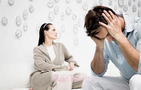 دلایل سرد شدن روابط جنسی, عوامل موثر در سرد شدن روابط جنسی,سرد شدن روابط همسران