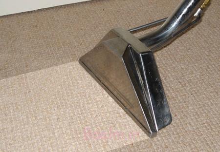 نکاتی برای تمیز کردن فرش, تمیز کردن فرش با مواد طبیعی