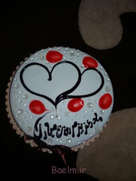 ساده ترین کیک روز مادر, طراحی کیک روز مادر
