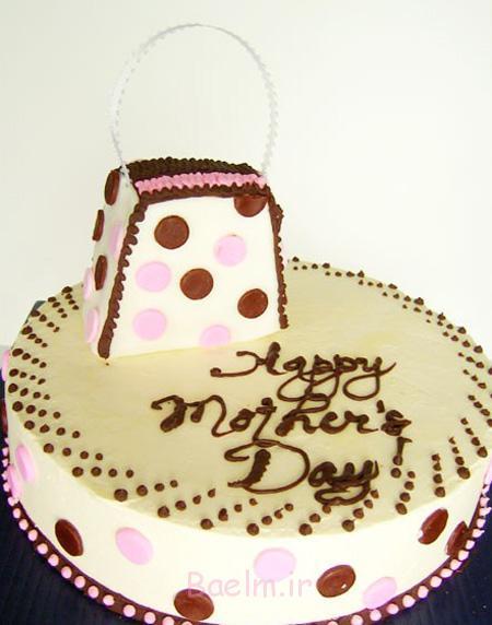 تصاویر کیک روز مادر,عکس کیک روز مادر