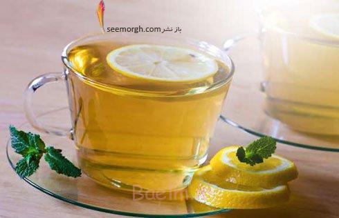 10. چای بادرنجبویه