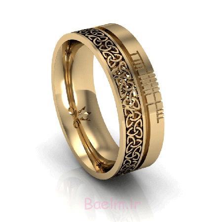 حلقه های جفتی عروس و داماد, طلا و جواهرات عروس