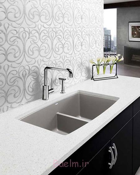 طراحی سینک های جدید آشپزخانه,ساخت و خرید سینک های ظرفشویی