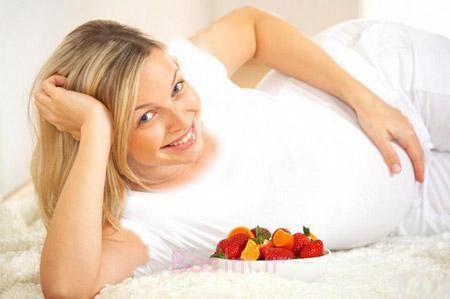 علایم بارداری,مسمومیت حاملگی,نشانه های بارداری
