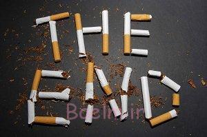شیوه های تغذیه ایی برای ترک سیگار