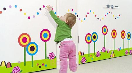 کاغذ دیواری کودک پسر,کاغذ دیواری کودکانه,کاغذ دیواری کودک و نوجوان