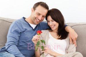 زنان اینگونه شوهرشان را دیوانه خودشان کنند!!