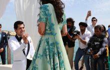 عکس هایی از مراسم عروسی مجلل 10 میلیون یورویی در آنتالیا