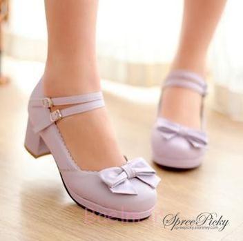 20+ Lovely Pastel Heels for 2016 14
