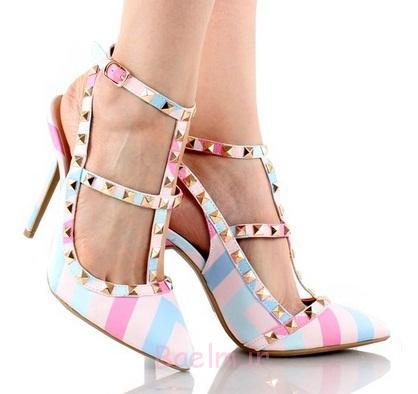 20+ Lovely Pastel Heels for 2016 5