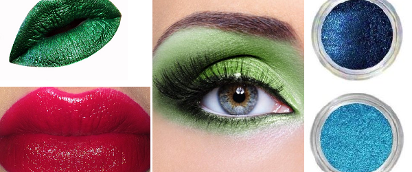 Lucky Makeup Ideas for the Chinese New Year 2016