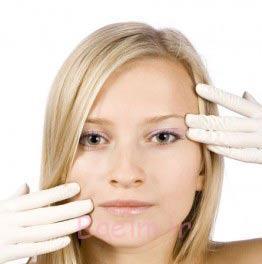 کشیدن پوست,بالا کشیدن پوست صورت