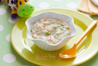 مقوی کردن غذای کودکان دو ساله,مقوی کردن غذای کودکان سه ساله