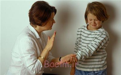 فواید تنبیه کودک,مضرات تنبیه کودک