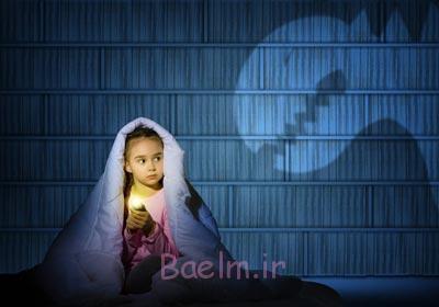 ترس از تاریکی در بچه ها,ترس از تاریکی در کودکی