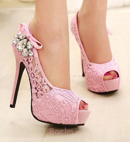 عکسهایی از کفش های مجلسی نامزدی در مدل و رنگ های شیک و زیبا • عكس ...مدل کفش مجلسی زنانه,جدیدترین مدل کفش مجلسی زنانه,کفش مجلسی زنانه