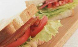 آموزش انواع ساندویچ | طرز تهیه ساندویچ گرم با ژامبون و کالباس