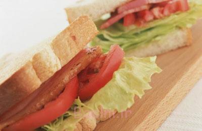 پخت ساندویچ گرم , مواد لازم برای ساندویچ گرم