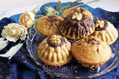 آشپزی,کیک گردو و نسکافه, طرز تهیه کیک گردو و نسکافه, طرز تهیه کیک گردو, طرز تهیه کیک نسکافه ای, شیرینی پزی