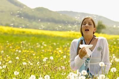 درمان آلرژی فصلی با طب سنتی, آلرژی