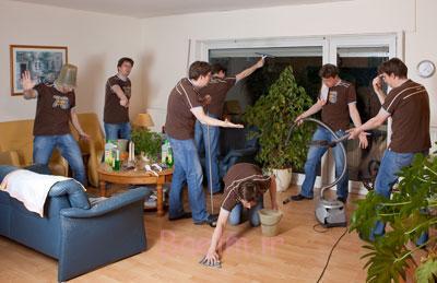 ضدآلرژی کردن خانه, موجودات آلرژی زایی