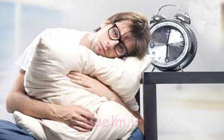 کمبود خواب, بی خوابی,کم خوابیدن