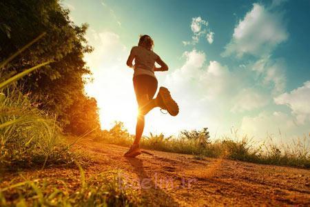 دویدن و فواید آن،شیوه دویدن،دویدن
