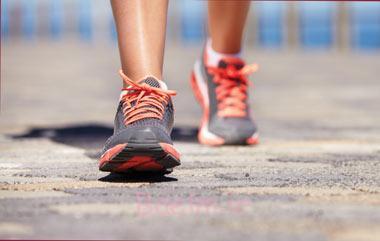 کفش پیاده روی مناسب,انواع کفش پیاده روی,کفش پیاده روی