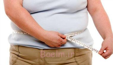 کاهش سایز لباس,کاهش وزن,اندازه گیری دور کمر