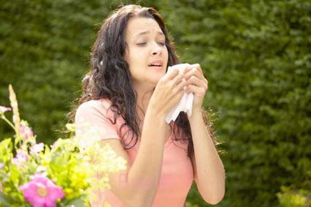 علل خستگی زودهنگام حین ورزش,خستگی زود هنگام حین ورزش,آلرژی