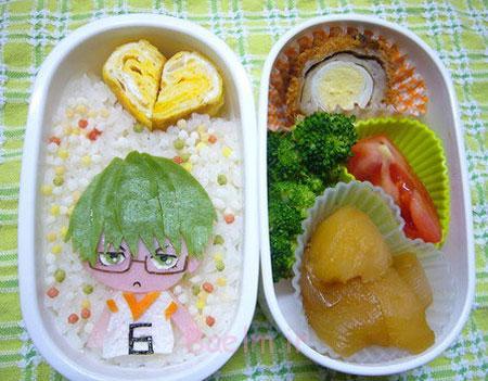 تزیین تغذیه کودکان, مدل های تزیین غذای کودک