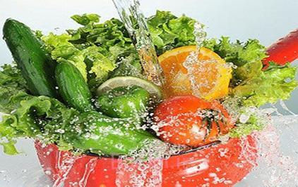 روش شستن میوه و سبزیجات,نحوه شستشوی میوه و سبزیجات